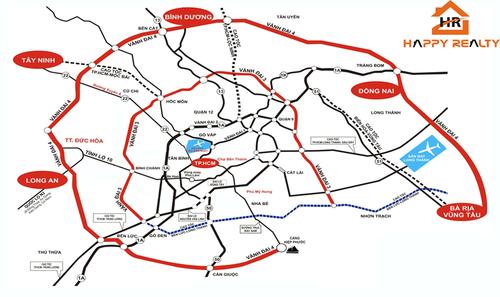 Dự án đường Vành Đai 3 TPHCM