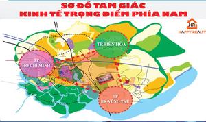 Đất nền Phú Mỹ, Bà Rịa - Vũng Tàu đón sóng thị trường